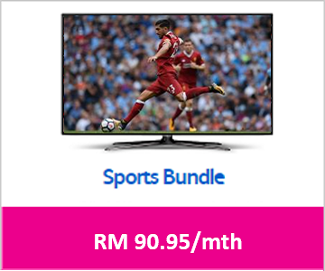 Astro Package - Sports bundle package